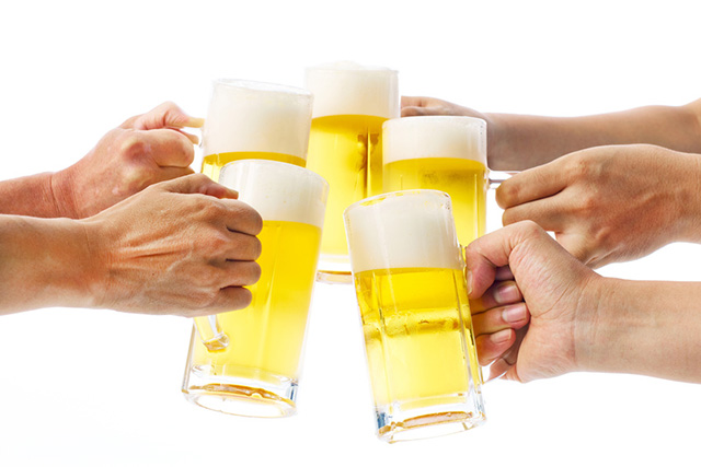 乾杯(ビール)